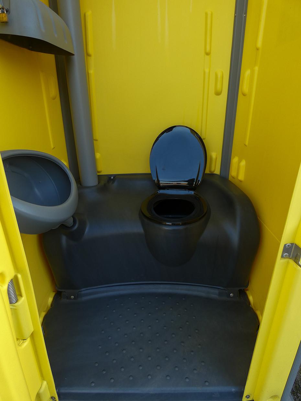 Toiletcabine